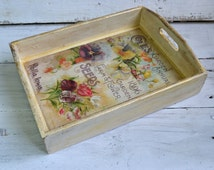 Unique Shabby Chic Ottoman Related Items Etsy