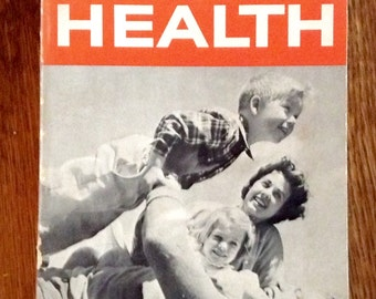 Vintage Parents Magazine Book Of Family Health