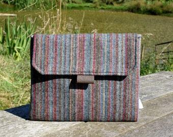 Handmade Tweed iPad Case