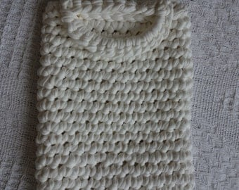 Chunky Crochet Tablet cover/case/protector (Tablet not included!)