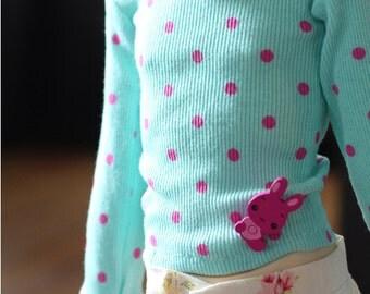 SD Polkadot Sweater
