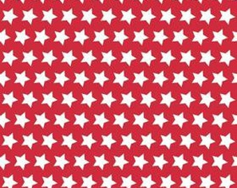 Red Star fabric by Riley Blake, 1/4 metre or more, online quilting fabric Australia