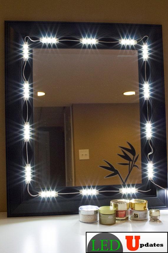 make up mirror led light 5630 series set vanity led by ledupdates. Black Bedroom Furniture Sets. Home Design Ideas