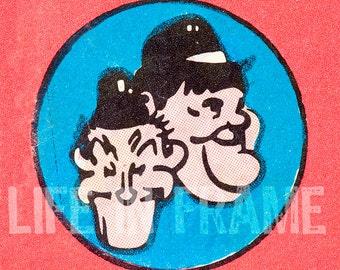 Vintage Laurel & Hardy