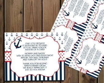 Nautical Bring a book for Baby _ 73