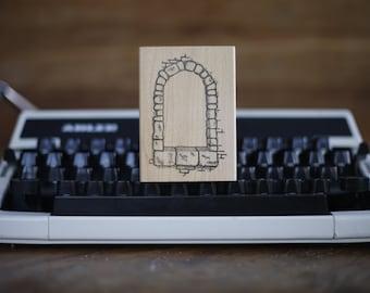 Stamp - Window