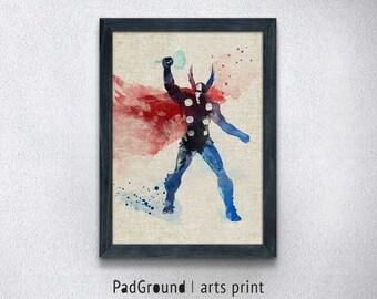Marvel Wall Decor deadpool art print avengers poster marvel wall decor