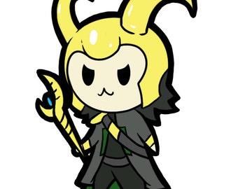 Loki Charm