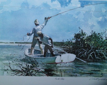 On the Flats by Chet Reneson