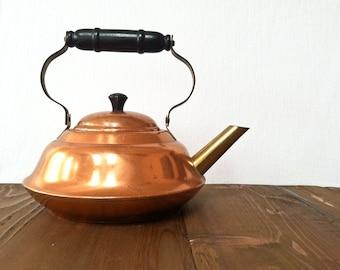 Vintage Coppercraft Guild Teakettle