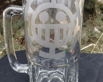 Law One Piece Beer Mug