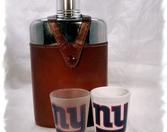 New York Giants Shot Glass