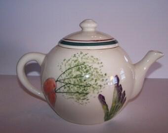 Hartstone Pottery Farmer's Market Teapot