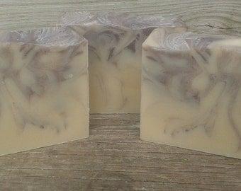 Orange Patchouli Handmade Soap