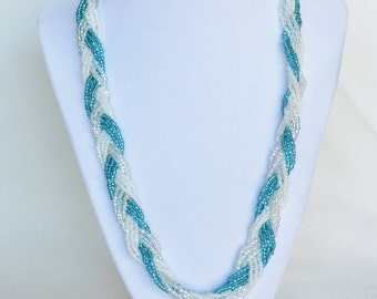 Braided Bliss Necklace