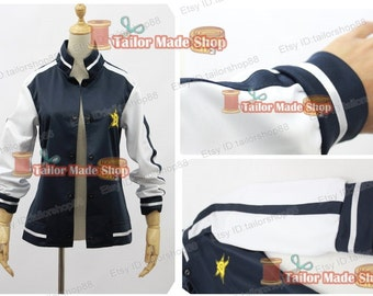 Space Dandy Dandy Cosplay Costume only Jacket navy Blue