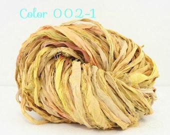 Sari Silk Ribbon
