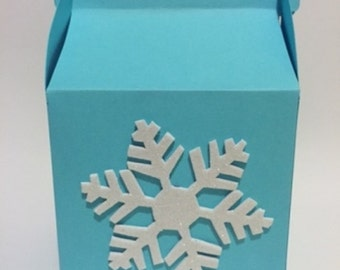 Frozen Inspired Goodie Boxes