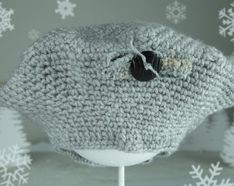 Handmade beret by Créations Tricotine