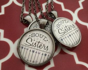 Soul Sisters Pendant
