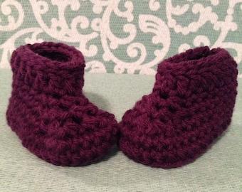 Crochet booties, crochet baby boots, baby booties, crochet baby shoes, baby boy booties, baby girl booties, baby boots, newborn booties