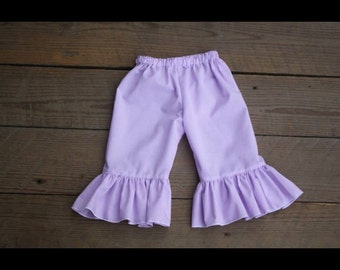 Ruffle Pants... CUSTOM made