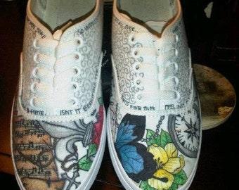 Custom designed shoes!