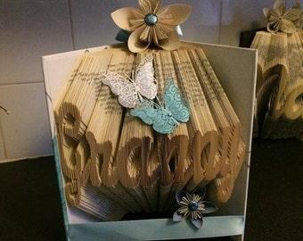 Book Folding Pattern Granny