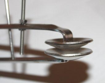 press cup lampworking, lampworking tool,