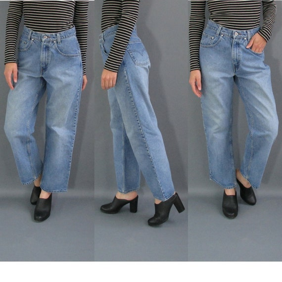 джинсы 90
