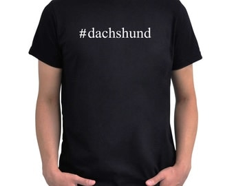 Hashtag Dachshund  T-Shirt