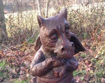 Dragon 21cm Ornamental Mythical Statue