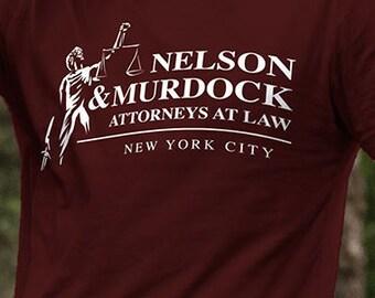 Daredevil T-Shirt | Nelson & Murdock Attorneys at Law