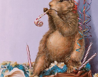groundhog birthday
