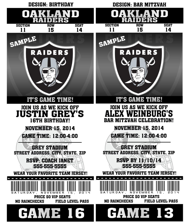 printable football gambling tickets for merchandise