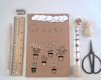 "Sketch Journal ""Create"""