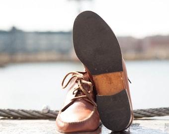 Vintage Jocy & Smith Chukka Boots
