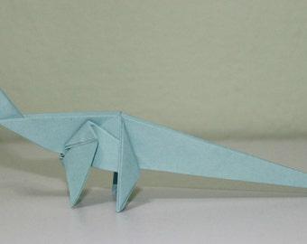 Diplodocus Hallorum - Dinosaur - Origami