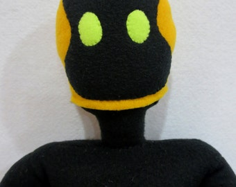 Daft Punk Guy-man plush