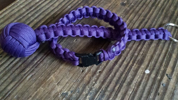 how to make a monkey ball out of paracord