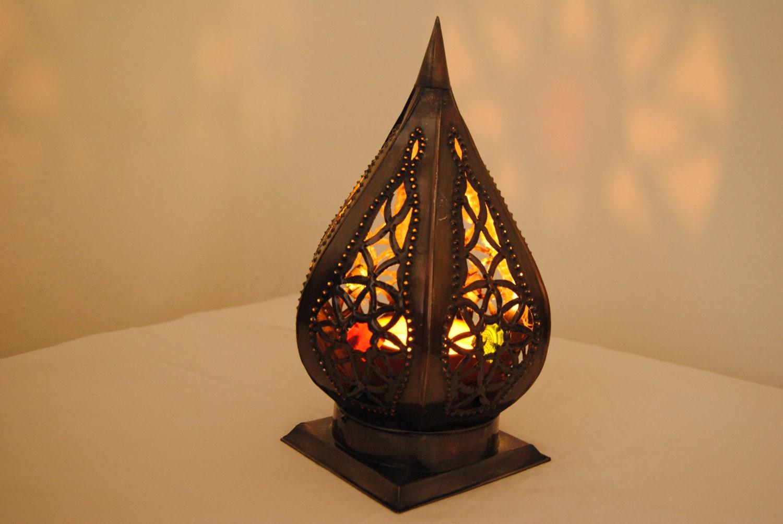 applique lampe marrakech atlas maroc fait main en fer forg. Black Bedroom Furniture Sets. Home Design Ideas