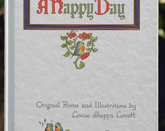 A Happy Day Classic Children's Poetry Book