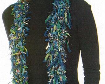 Crochet Capelet Pattern - Crochet Scarf Pattern - Crochet Scarf - Crochet Capelet - Crochet Wrap Pattern - Plymouth Yarn Design Studio