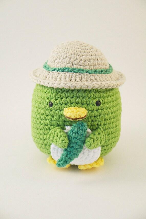 Amigurumi crochet doll San-X sumikko gurashi by ...