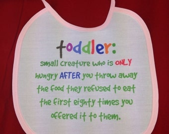 Baby Bib, Boy or Girl