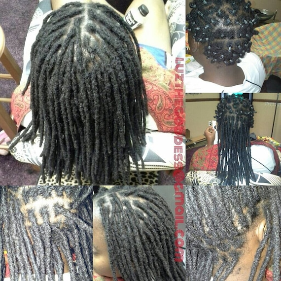 Permanent human hair dread extensions indian remy hair permanent human hair dread extensions 35 pmusecretfo Choice Image