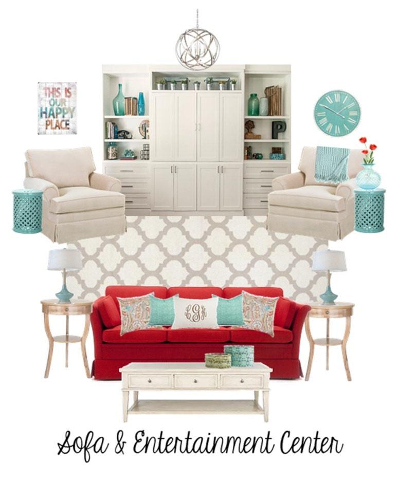 Living Room Interior Design L Virtual Interior By