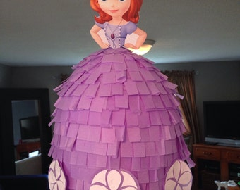 Disney Princess Piñata - Sofia the First