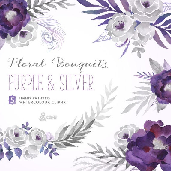 Purple And Grey Wedding Invitations was perfect invitation layout