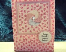 Birthday (Iris Folding) Card
